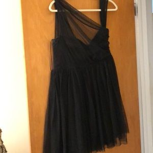 Special occasion black dress